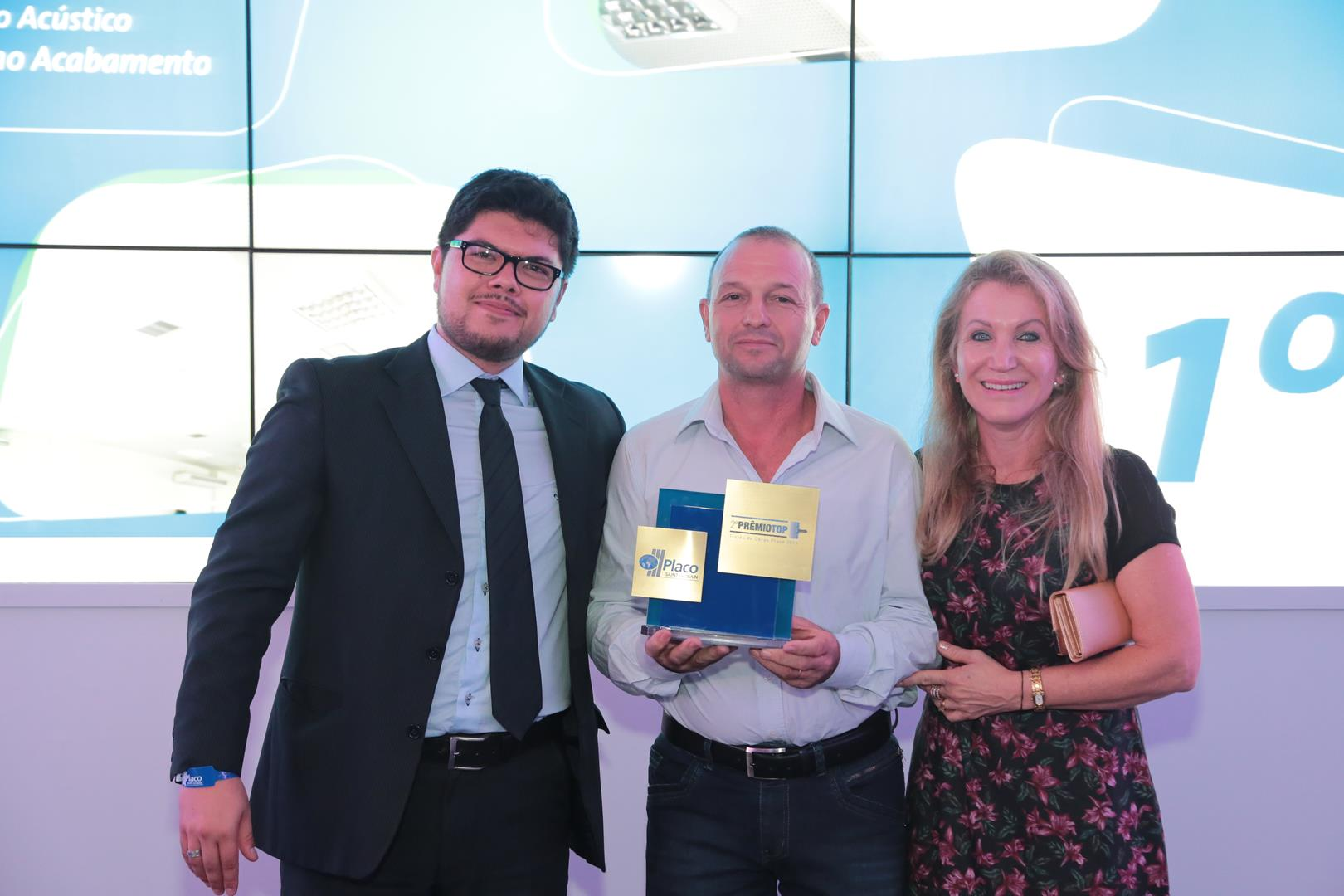 MAVIGESSO Vence o 2° Prêmio TOP - Troféu de Obras Placo